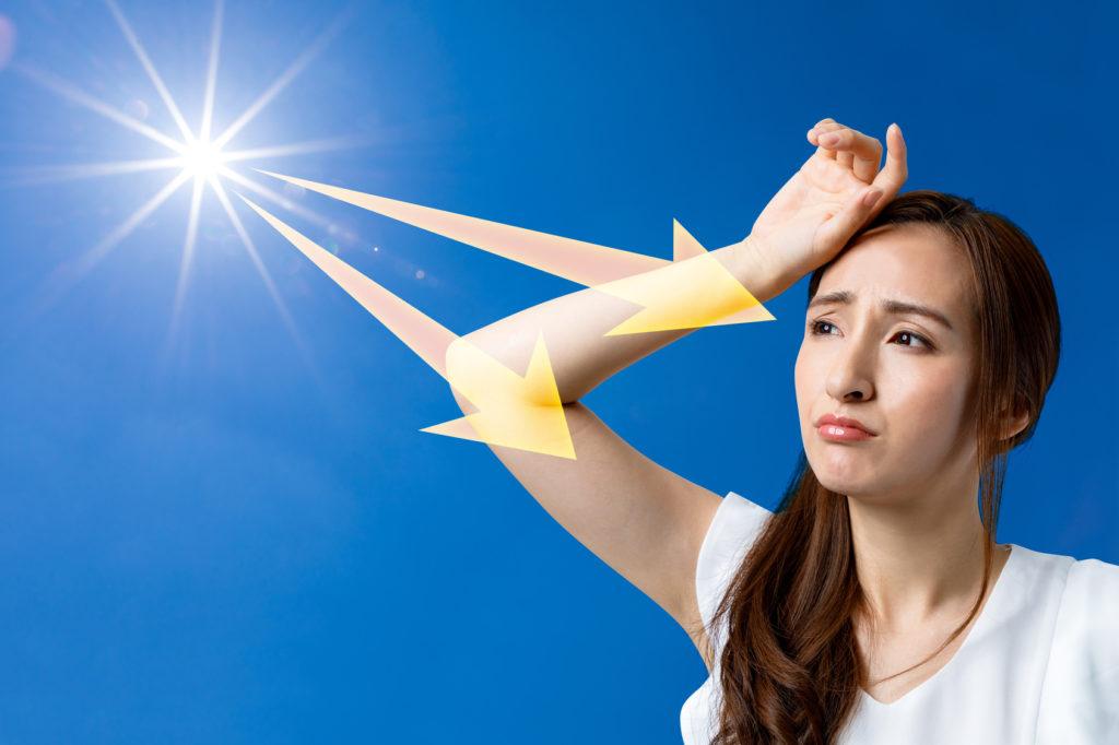 脱毛期間中に日焼けしてしまった時の5つの対処法
