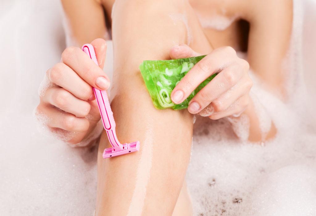 脱毛石鹸は自宅でムダ毛を処理する1つの方法